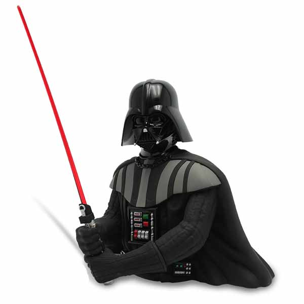Pokladnièka Star Wars - Darth Vader Bust