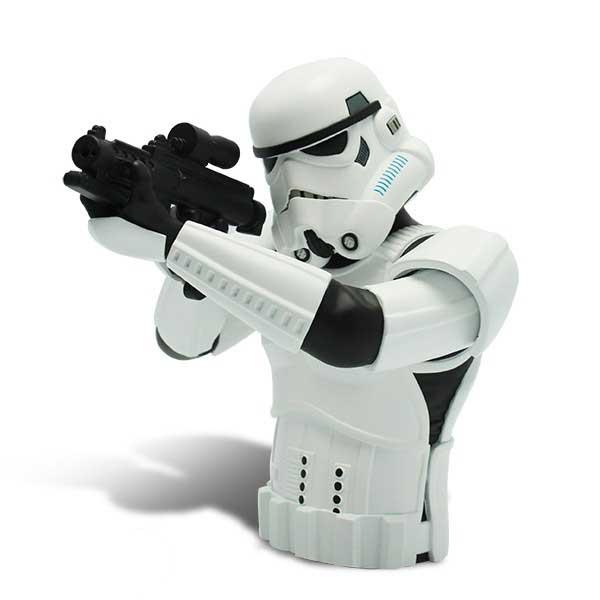Pokladnièka Star Wars - Stormtrooper Bust