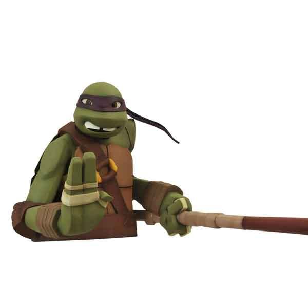 Pokladnièka Teenage Mutant Ninja Turtles Bust Bank 20 cm