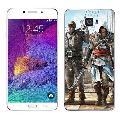 Polep na mobil s motívom hry Assassin's Creed IV: Black Flag