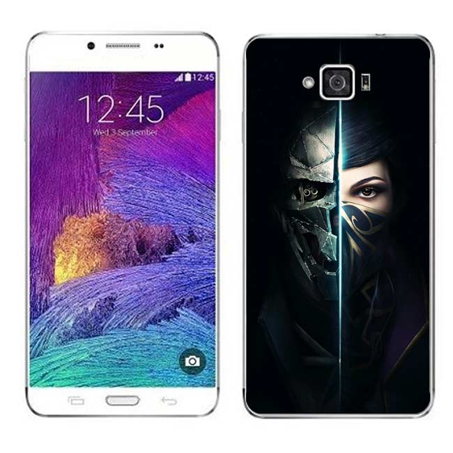 Polep na mobil s motívom hry Dishonored 2