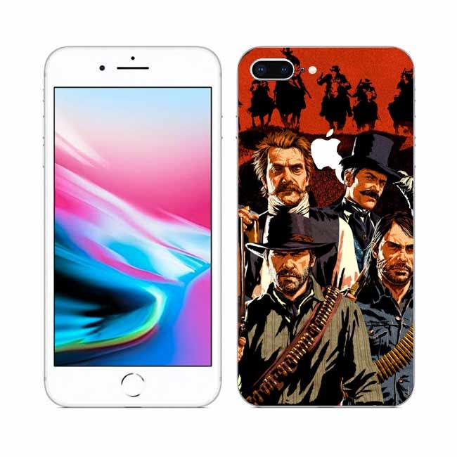 Polep na mobil s motívom hry Red Dead Redemption 2 v2