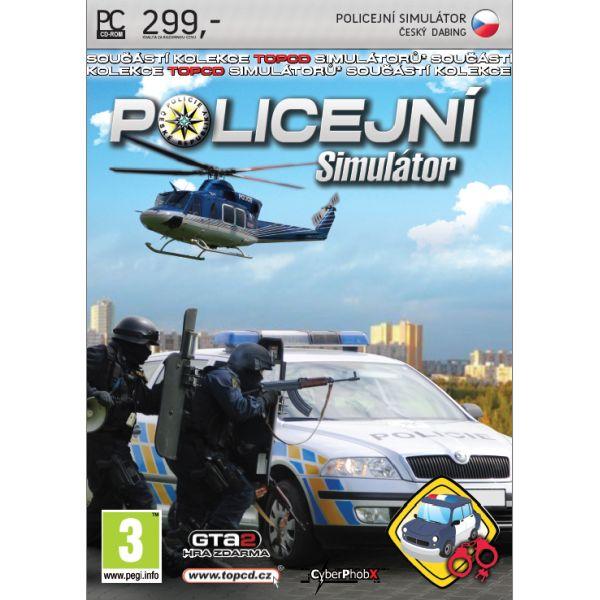 Policajný simulátor CZ