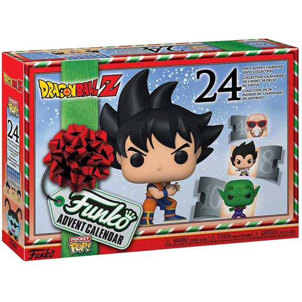 POP! Adventný kalendár (Dragon Ball Z)