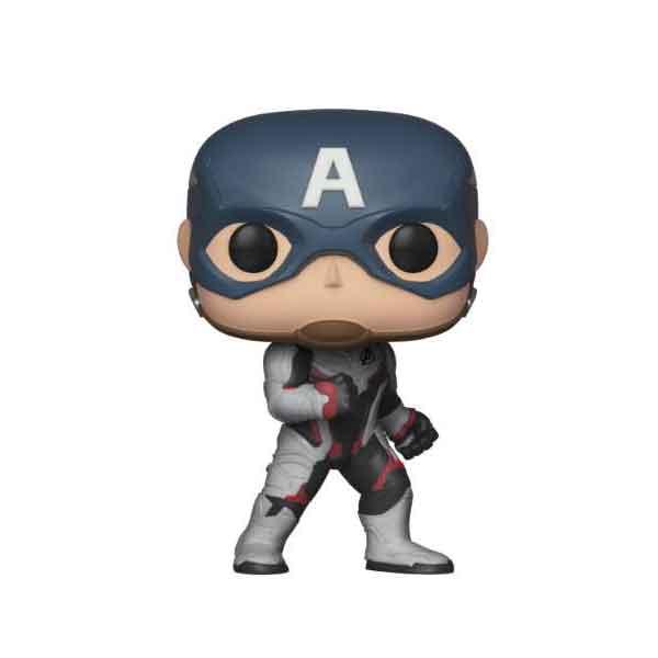 POP! Captain America (Avengers Endgame)