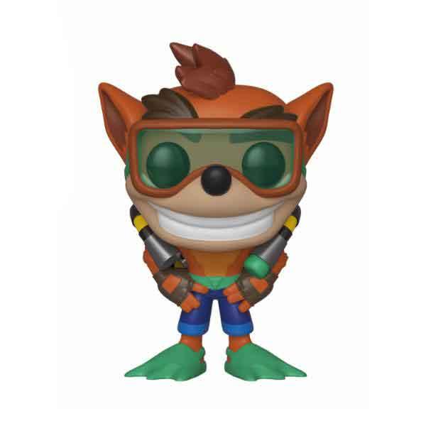POP! Crash Bandicoot With Scuba Gear (Crash Bandicoot)