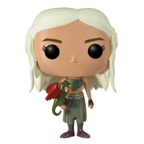 POP! Daenerys Targaryen (Game of Thrones) J3GT-04077VT-TB