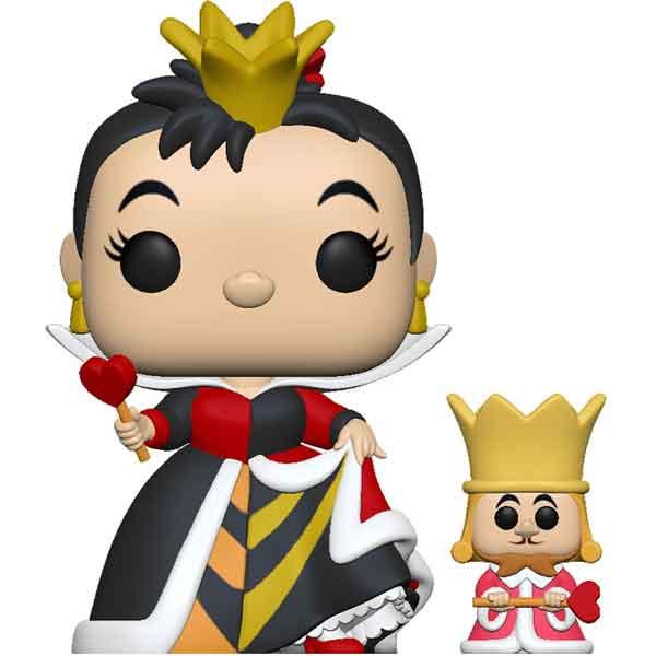 POP! Disney: Queen of Hears with King (Alice in Wonderland) 55740