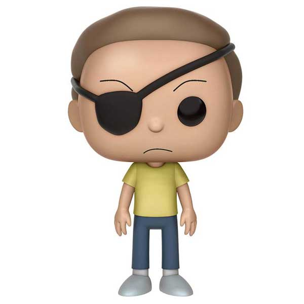POP! Evil Morty (Rick and Morty)
