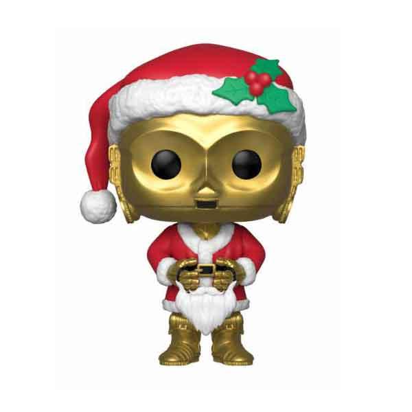 POP! Holiday C-3PO (Star Wars) Bobble-Head