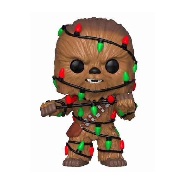 POP! Holiday Chewbacca with Lights (Star Wars)