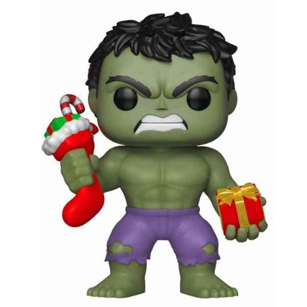 POP! Holiday Hulk (Marvel Comics) Bobble-Head