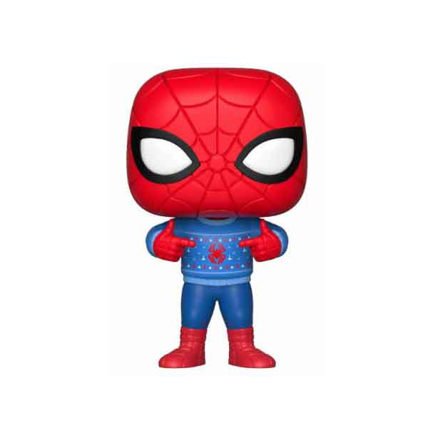 POP! Holiday Spider-Man (Marvel Comics) Bobble-Head