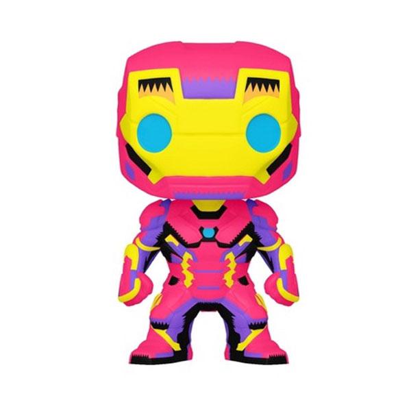POP! Iron Man Black Light (Marvel) Special Edition