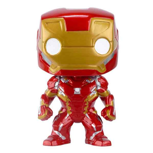 POP! Iron Man (Captain America Civil War)