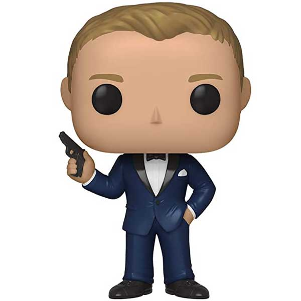 POP! James Bond From Casino Royale (007)