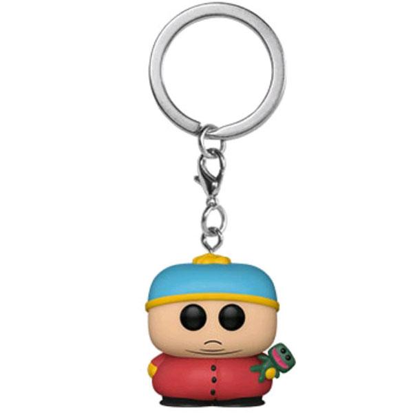 POP! Kľúčenka Cartman with Clyde (South Park) 51641