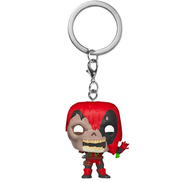POP! Kľúčenka Deadpool (Marvel Zombies) 49131