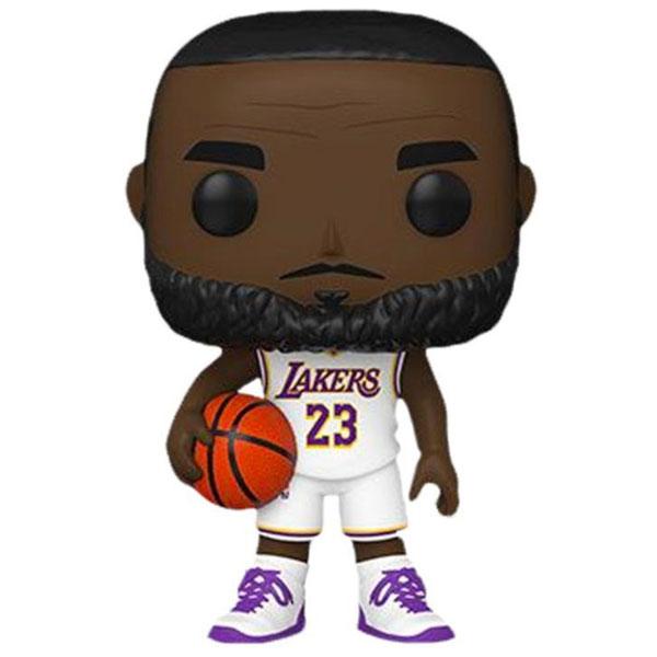 POP! Baksteball: Lebron James LA Lakers (NBA)