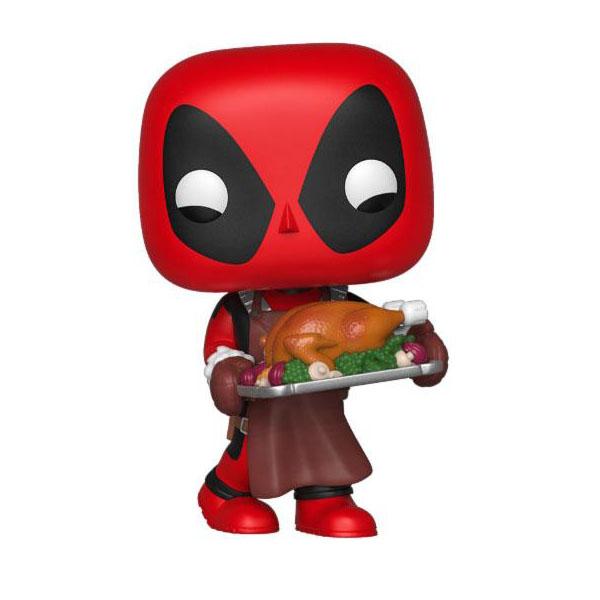 POP! Marvel Holiday Deadpool (Deadpool)