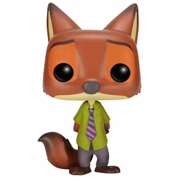 POP! Nick Wilde (Zootopia)