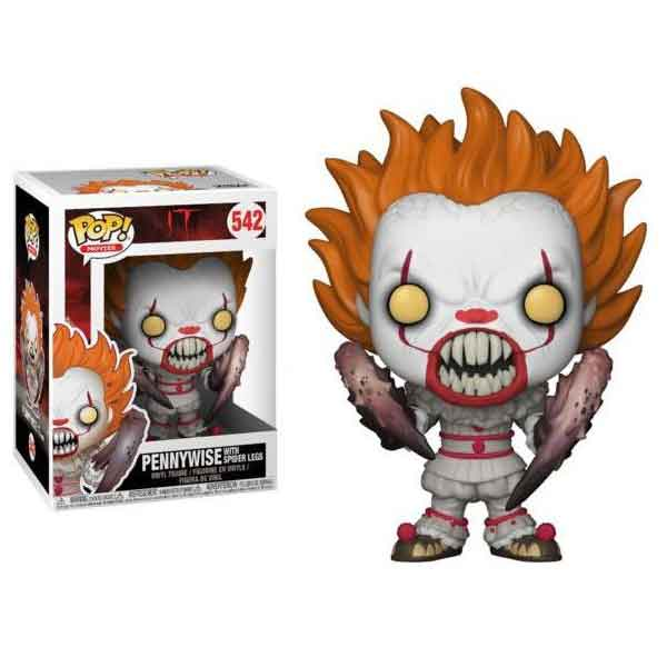 POP! Pennywise with Spider Legs (Stephen King's It 2017)