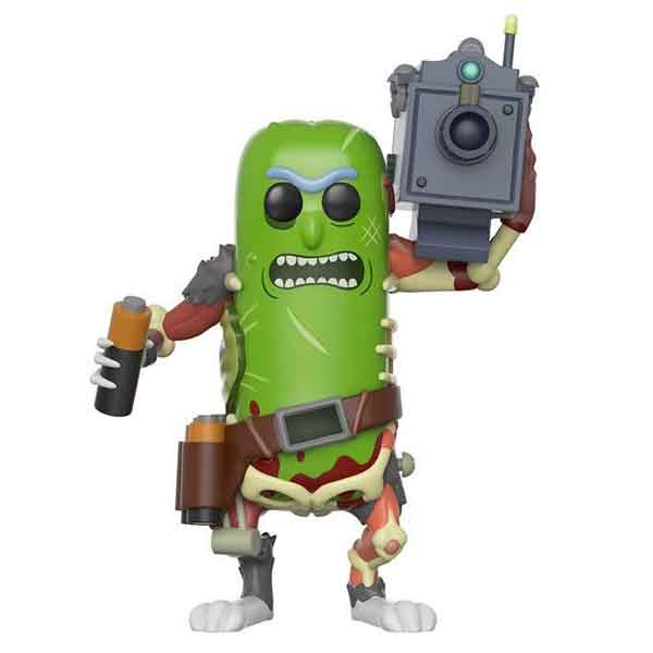 POP! Pickle Rick with Laser (Rick and Morty)