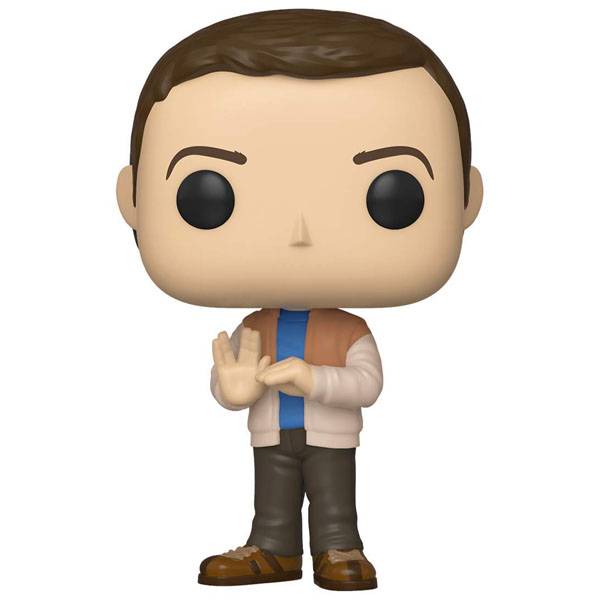 POP! Sheldon Cooper (The Big Bang Theory)