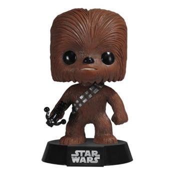 POP! Star Wars Chewbacca Bobble-Head