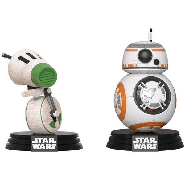 POP! Star Wars D 0 & BB 8 2Pack (Star Wars)