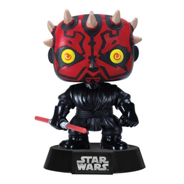 POP! Star Wars Darth Maul Bobble-Head