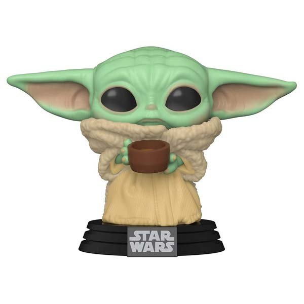 POP! The Child with Cup (Star Wars The Mandalorian)