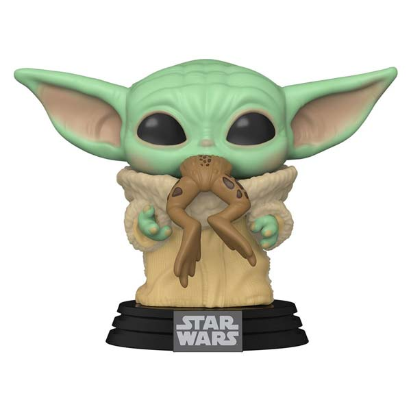 POP! The Child with Frog (Star Wars The Mandalorian)
