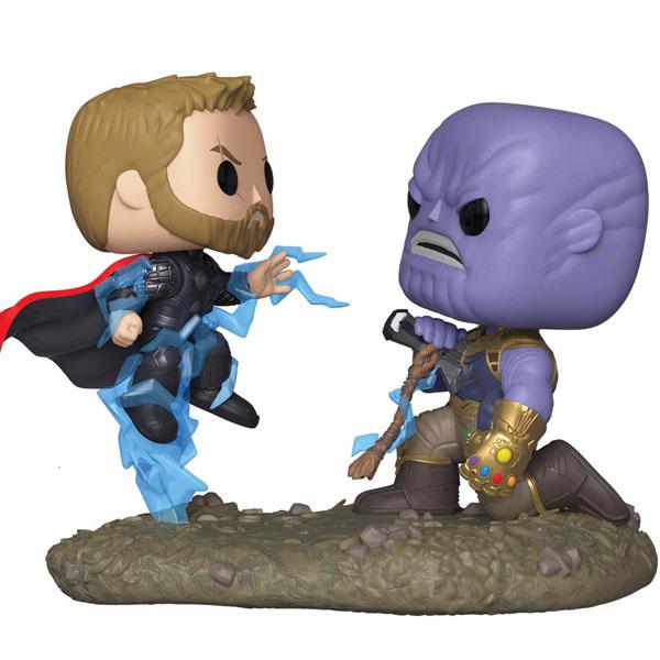 POP! Thor vs. Thanos Movie Moments (Avengers Infinity War)