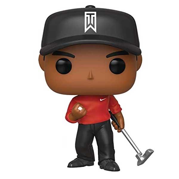 POP! Tiger Woods Red Shirt (Golf)