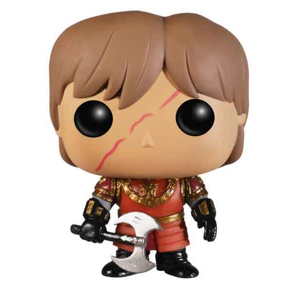 POP! Tyrion in Battle Armour (Game of Thrones)