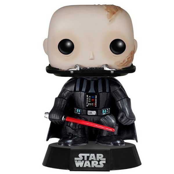 POP! Unmasked Darth Vader (Star Wars)
