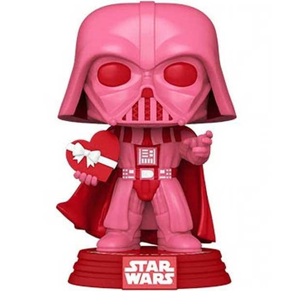 POP! Valentines: Vader With Heart (Star Wars)