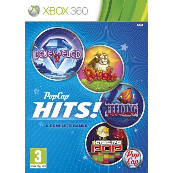 PopCap Hits! XBOX 360