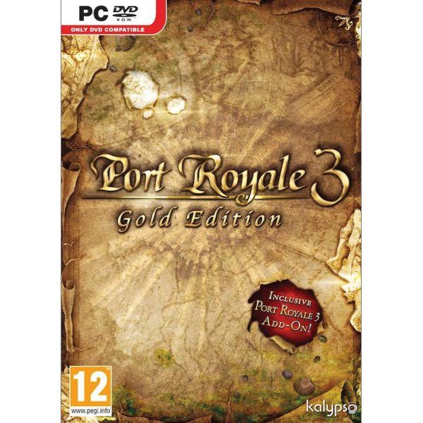 Port Royale 3 (Gold Edition) PC