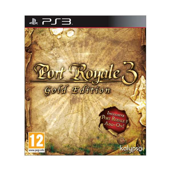 Port Royale 3 (Gold Edition) PS3