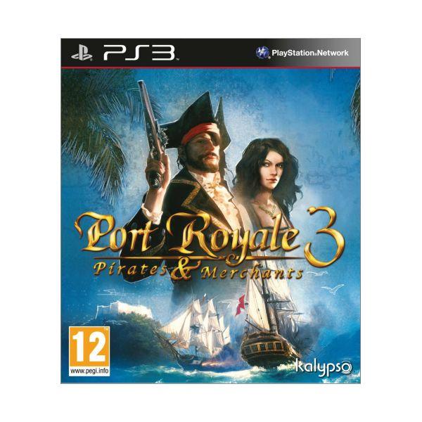 Port Royale 3: Pirates & Merchants [PS3] - BAZÁR (použitý tovar)