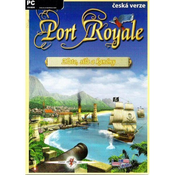 Port Royale CZ