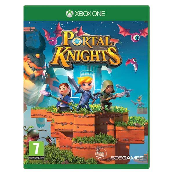 Portal Knights [XBOX ONE] - BAZÁR (použitý tovar)
