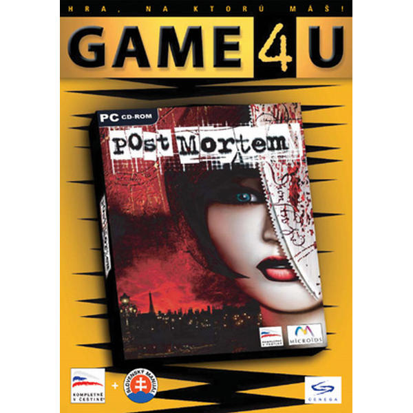 Post Mortem CZ (Game4U)