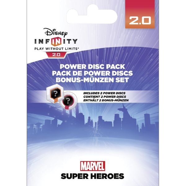 Power Disc Pack (Disney Infinity 2.0: Marvel Super Heroes)
