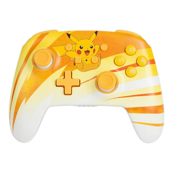 PowerA Enhanced Wireless Controller - Pikachu Joy for Nintendo Switch