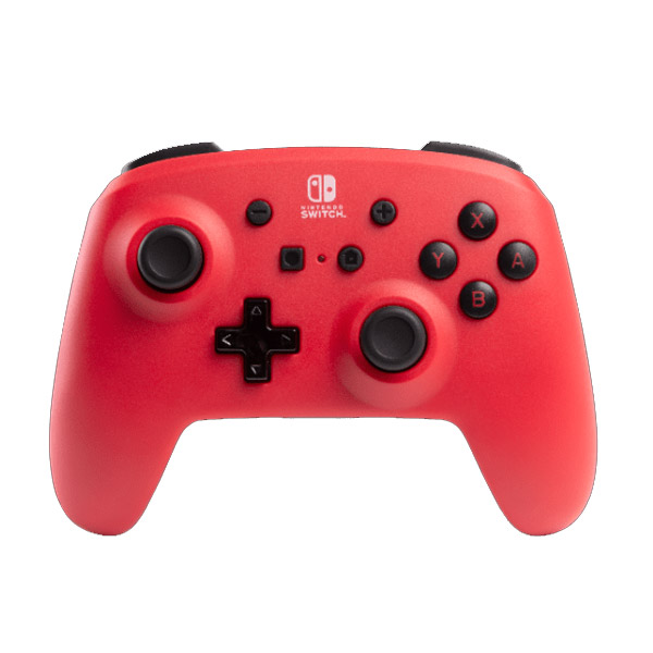 PowerA Enhanced Wireless Controller - Red for Nintendo Switch