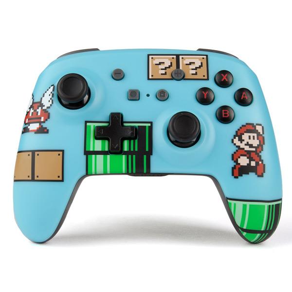 PowerA Enhanced Wireless Controller - Super Mario Bros 3 for Nintendo Switch POW-021589