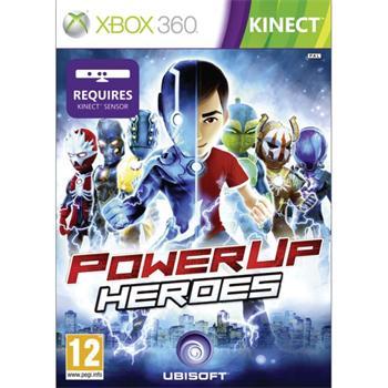 PowerUp Heroes [XBOX 360] - BAZÁR (použitý tovar)